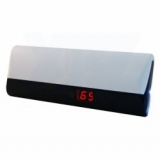 Power Bank com Visor LED para PERSONALIZAR