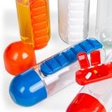 Squeeze 700ml Porta Comprimido