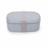 Marmita Plástica 2 Compartimentos + Talhere Brindes Personalizados