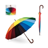 DUHA. Guarda-chuva. Brindes Promocionais