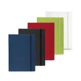 BERGSON. Caderno capa dura em cartão e em PU térmico - Brinde Promocional