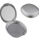 Brindes Personalizados Espelho de Bolso Oval