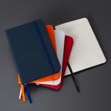 Caderneta tipo Moleskine Brindes Personalizados