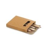 Kit para pintar em caixa de cartão Brindes Personalizados
