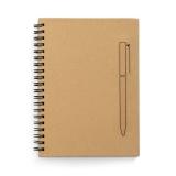 ROCK. Caderno B6 capa dura - Brinde promocional